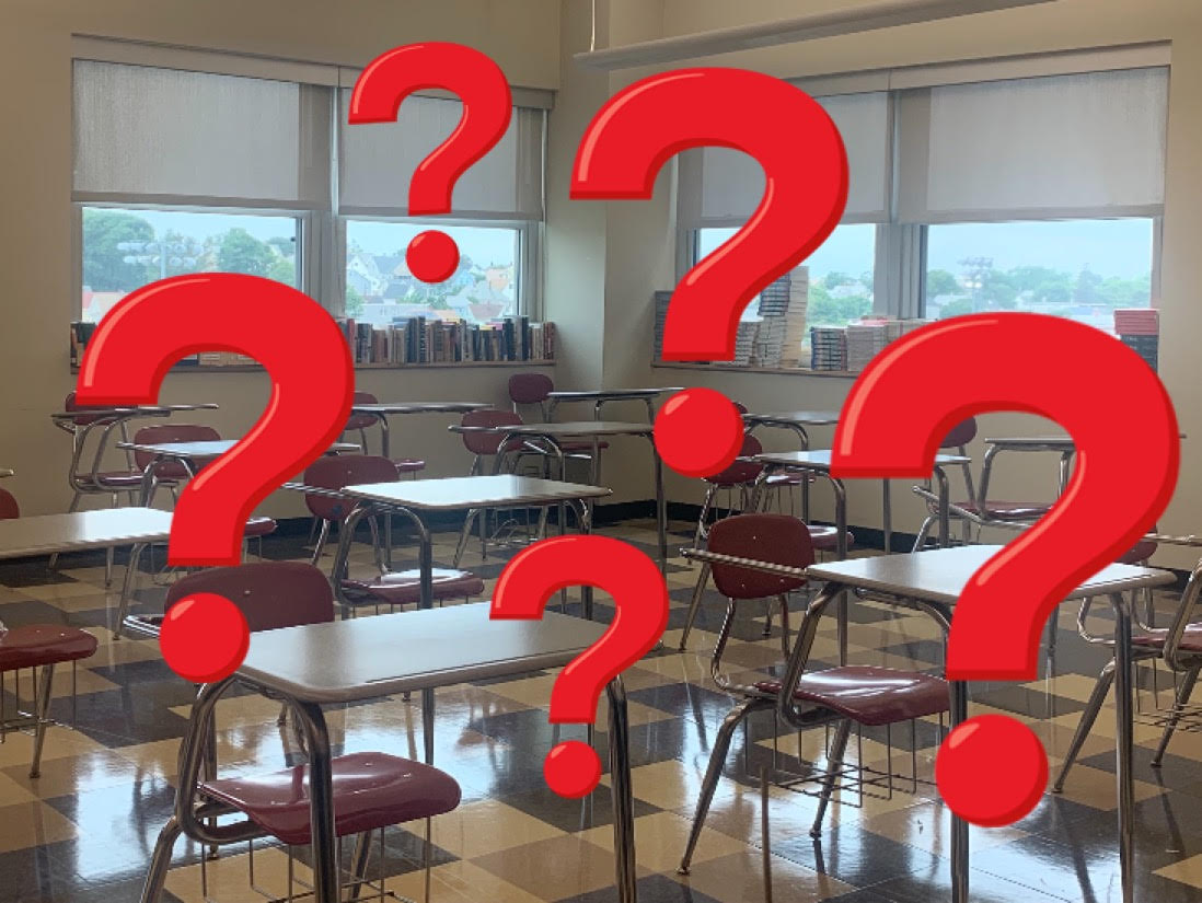 What do students think next year will look like?