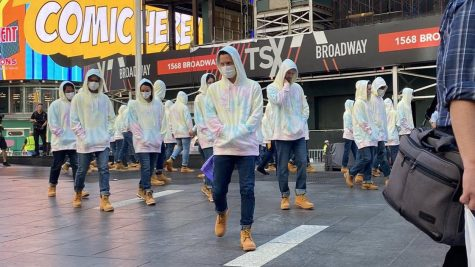 Who is Tie Dye Guy? Organic marketing campaign goes viral