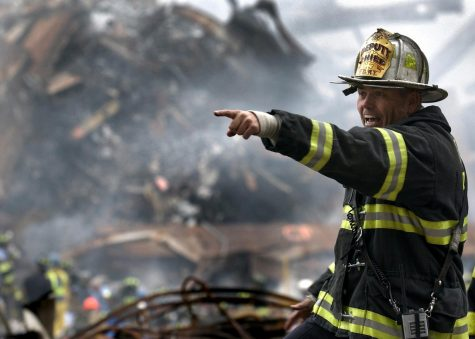 On 20th anniversary, local firefighter recounts his experience at Ground Zero