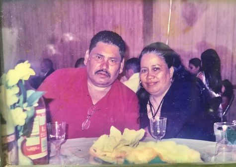 My grandfather Eugenio (left) and my grandmother Edith met and fell in love in Somerville after both moving here from El Salvador.